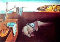 Salvador Dali, Persistence of Memory,1921