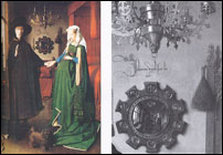 Jan Van Eyck- The Arnolfini Wedding, Flanders 1434
