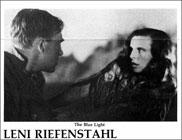 Leni Riefenstahl The Blue Light
