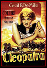 thumbanil of movie poster to C. B. DeMille's Cleopatra