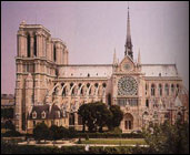Notre Dame Cathedral, south view