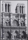 Notre Dame Catheral, west